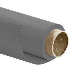 Fond Papier Gris - 2,72 x 11m - 150 g - Walimex Pro Color Fonds Papier