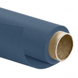 Fond Papier 2,72 x 11m - Bleu Marine - Pro Color Fonds Papier