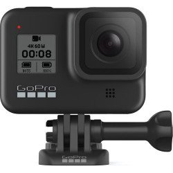 GoPro HERO 8 Black 4K Caméra d'action Action Cam