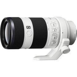 Sony 70-200 mm f/4 OSS - Sony FE Téléobjectif