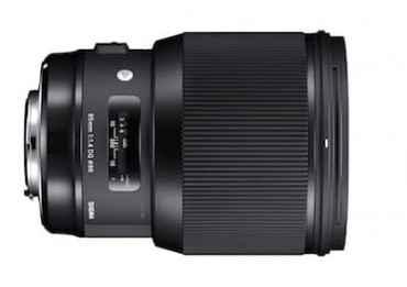 Sigma 85 mm F1.4 DG HSM - Art - Monture Canon Standard