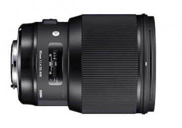 Sigma 85mm F1.4 DG HSM   Art - Nikon Standard