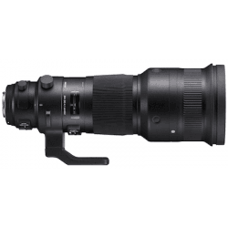 Sigma 500 mm F4 DG OS HSM Sports - Monture Canon