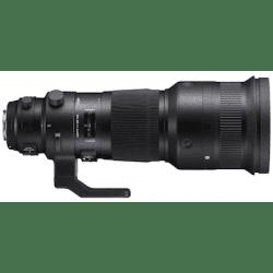 Sigma 500mm F4 DG OS HSM Sports - Monture Nikon Téléobjectif
