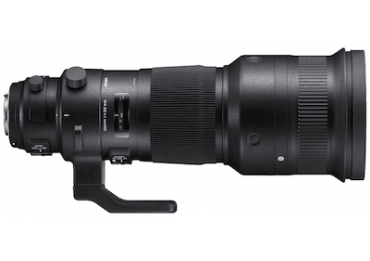 Sigma 500 mm F4 DG OS HSM Sports - Monture Nikon Téléobjectif