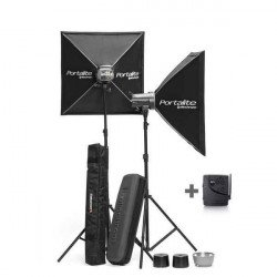 Kit Flash Elinchrom D-Lite RX 4/4 - 800J - OCCASION OCCASIONS