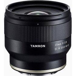 Tamron 20mm f/2.8 Di III OSD M1: 2 - Monture Sony E (modèle F050)