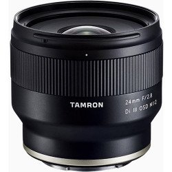 Tamron 24 mm F/ 2,8 Di III M1: 2 - Sony E - (modèle F051) Standard