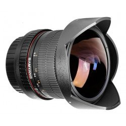 Samyang 8mm f/3.5 IF MC Fish-Eye CSII DH - Objectif photo monture Canon