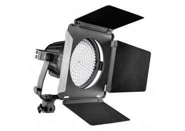 Spotlight LED XL + volets avec par flux - Walimex pro Projecteur Led
