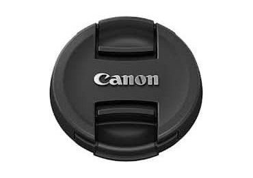 CANON Bouchon Avant E-49 mm Accessoires Pack