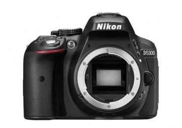 Nikon D5300 - Reflex numérique Accueil