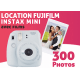 Location Fujifilm Pack Instax Mini Pack Instax Mini 8