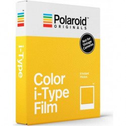 Film Polaroid I-type Couleur - 8 poses