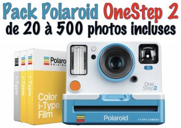 Appareil instantané Polaroid OneStep 2 Appareil photo instantané