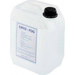 Bidon 5L - Look Cryo-Fog Fluid - Densité Fast Fog - Machine à fumée EN ATTENTE