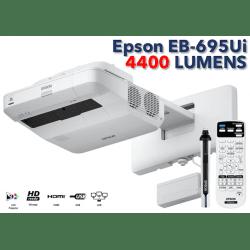 Vidéoprojecteur Interactif Epson EB-Epson EB695Wi - focal ultra-courte Produits de démonstration