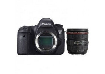 Pack Canon 6D + Objectif Canon 24-70 mm f/4 L IS USM PHOTO