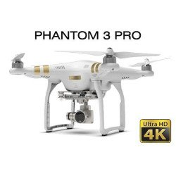 Drone Dji Phantom 3 Pro - Nécéssite une licence de vol - OCCASION OCCASIONS