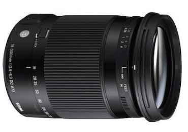 Sigma 18-300 mm F3,5-6,3 DC MACRO - Monture Canon OCCASIONS