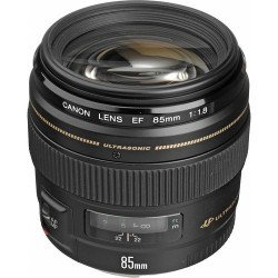 Canon 85mm f/1,8 USM OCCASIONS