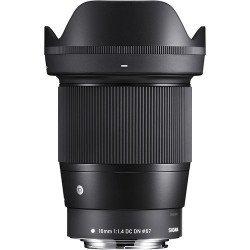 Sigma 16mm f/1.4 DC DN Contemporary - Monture Canon EF
