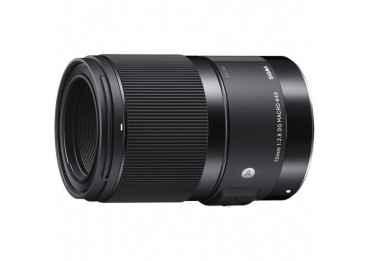 Sigma 70mm f/2.8 DG MACRO ART - Monture Canon Objectif Sigma