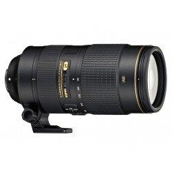 Nikon AS-F 80-400mm f/4,5-5,6G ED VR II Téléobjectif