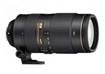 Nikon AS-F 80-400mm f/4,5-5,6G ED VR Téléobjectif
