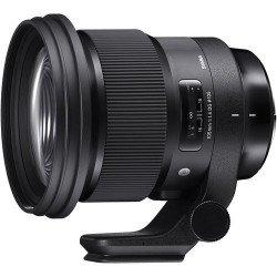 Sigma 105mm f/1.4 DG HSM - Monture Canon Macro