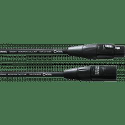 Cordial Câble micro XLR 5 m A PRICER