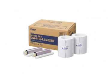 Papier DNP QW410 11x20 - 220 tirages DNP QW410