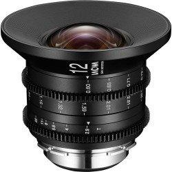 Laowa 12 mm t/2.9 Cine Zero-D - Canon DEVIS
