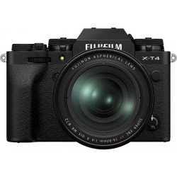 Fujifilm X-T4 + 1 batterie & chargeur Accueil