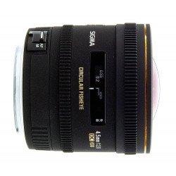 Sigma 4,5 mm f/2,8 FISHEYE - Monture Canon - OCCASION Produits d'occasion