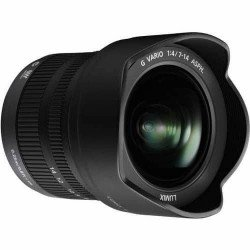 Panasonic 7-14 mm Lumix G Vario H F4.0 M-FT - NEUF GARANTIE 2 ANS Produits de démonstration