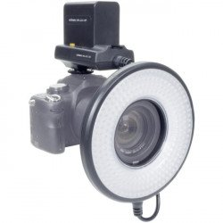 Flash annulaire LED DRL-232 - Dorr Flash Cobra & Accessoire