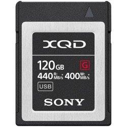 Sony Carte mémoire XQD 120GB CARTE XQD