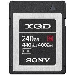 Sony Carte mémoire XQD 240GB