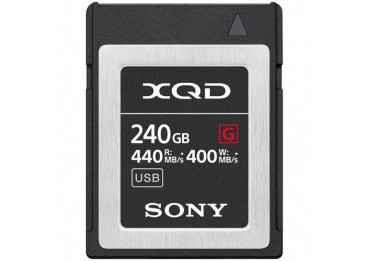 Sony Carte mémoire XQD 240GB VENTE