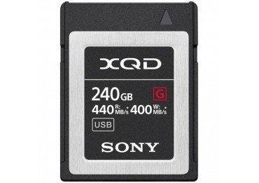 Sony Carte mémoire XQD 240GB XQD