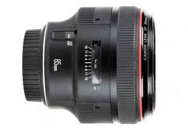 Canon 85mm f/1,2 L II USM Standard
