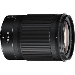 NIKON Z 85mm f/1.8 S Focale Fixe