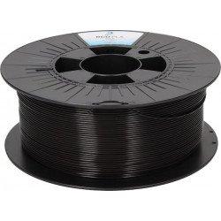 Filament PLA Noir polyvalent - Gamme ecoPLA - 1,75 mm / 2,85 mm - 250 / 1000 / 2300 g Filament PLA
