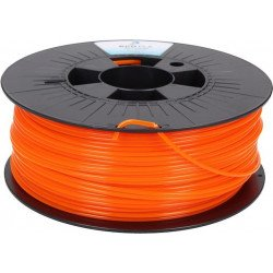 Filament PLA Orange polyvalent - Gamme ecoPLA - 1,75 mm / 2,85 mm - 250 / 1000 / 2300 g Filament PLA
