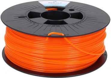 Filament PLA Orange polyvalent - Gamme ecoPLA - 1,75 - 250 Filament PLA