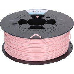 Filament PLA Rose Pastel polyvalent - Gamme ecoPLA - 1,75 - 250 Filament PLA
