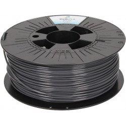Filament PLA Gris Foncé polyvalent - Gamme ecoPLA - 1,75 mm / 2,85 mm - 250 / 1000 / 2300 g Filament PLA