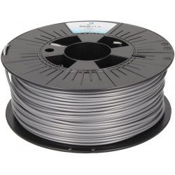 Filament PLA Argent polyvalent - Gamme ecoPLA - 1,75 - 250 Filament PLA