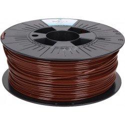 Filament PLA Marron polyvalent - Gamme ecoPLA - 1,75 - 250 Filament PLA